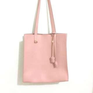 Miniso Dusty Pink Shoulder Bag