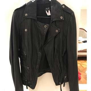 Bardot Essential Leather Jacket