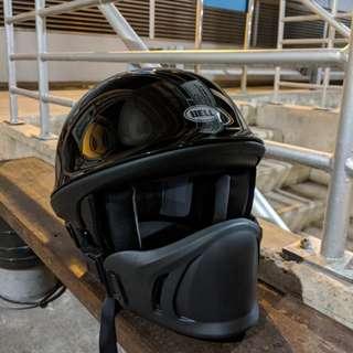 Bell Rogue helmet gloss black size M