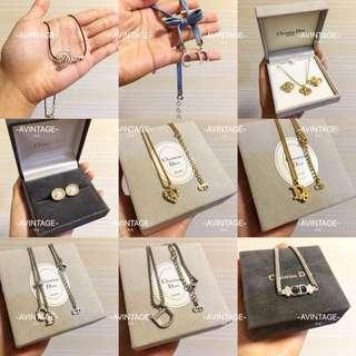 Dior Vintage Accessories