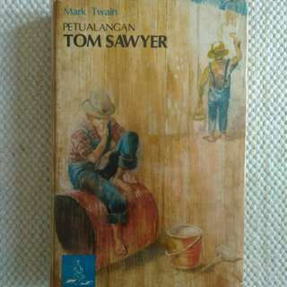 (Vintage) Petualangan Tom Sawyer