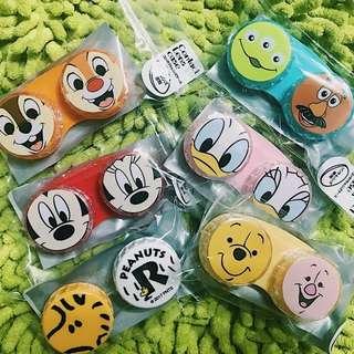 【正版授權】迪士尼/Snoopy 隱形眼鏡盒   #Disney#迪士尼#Snoopy#史努比#隱形眼鏡#隱形眼鏡盒#MadeInJapan#日本製造#日本帶回#日本製造品質安心#衛生