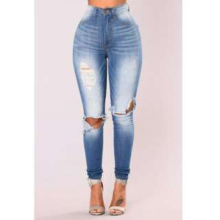 Fashion Nova Skinny Jeans Brand New