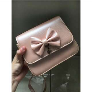 Slingbag mini pink
