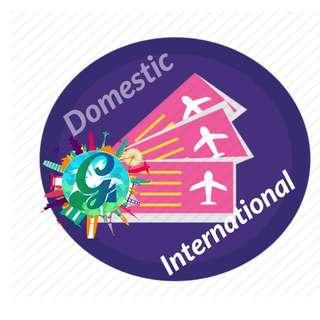 Domestic And International Ticketing