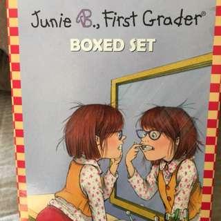 Junie B First Grader Box Set of 8 Books