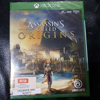 Xbox One Assassin Creed Origin