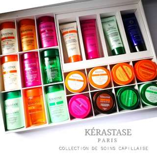 🆕 Kerastase Paris Collection De Soins Capillaise