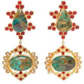For hire - Christie Nicolaides Zoe earrings