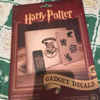 Harry Potter Laptop Stickers