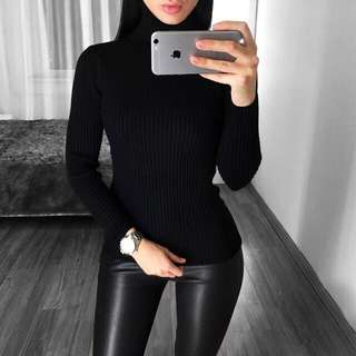 New turtleneck size xs - m