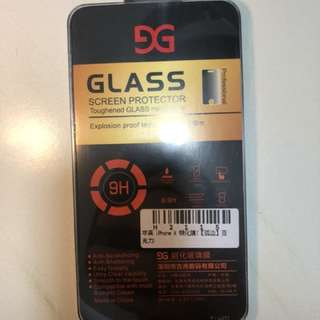 iPhone X Tempered Screen Protector