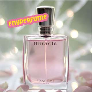 Parfume Lancome MiracLe 100mL (segel)