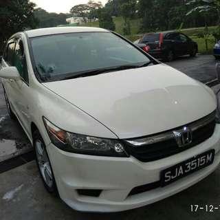 Honda Stream RN6 1.8 SG