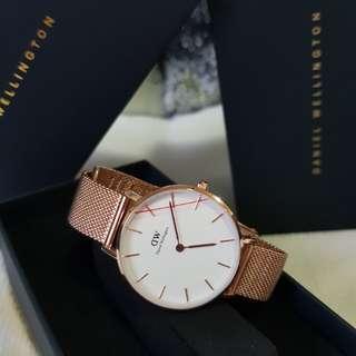 Authentic Daniel Wellington Classic Petite Melrose Watch 32mm / 36mm / 40mm