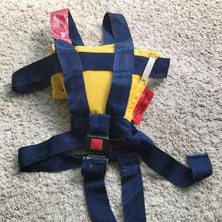 Taxi/plane Harness