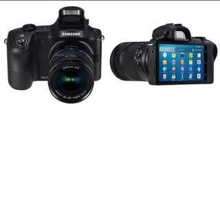 Samsung Galaxy NX with 18-55mm Kit Lens