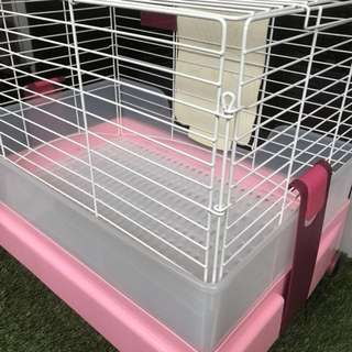 Pet Cage (rabbit/hamster/guinea pig)
