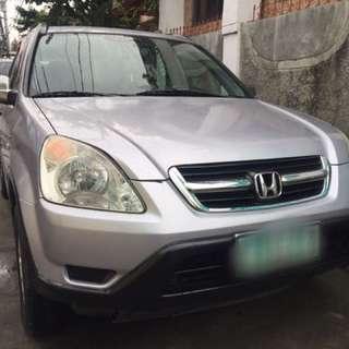 2003 Honda Crv