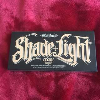 Kat von d shade + light