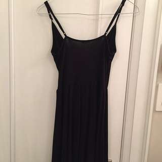 Black Garage Dress