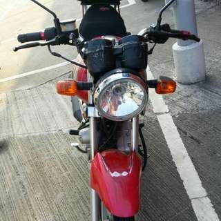 MOTOR-CYCLE豪爵125-2F