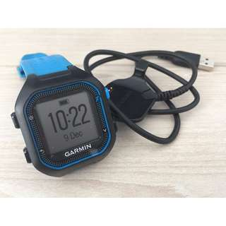 Garmin Forerunner 25 GPS with HRM