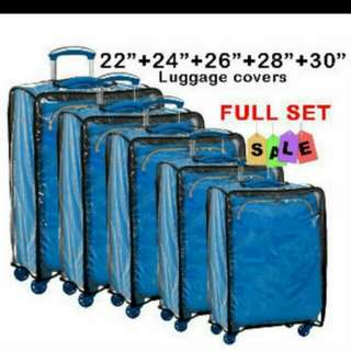 Luggage cover (1 pcs)