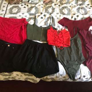 Ladies Clothing sizes 8-12! WANT GONE ASAP
