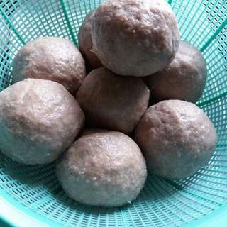 Beef ball made of indonesia