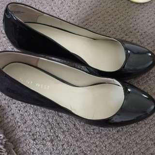 Nine West Black High heels Size 6
