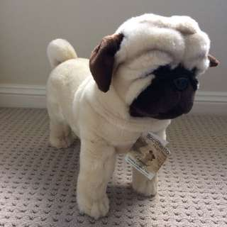 Pugley The Plush Pug