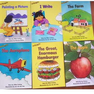 As good as new Reading Bee readers for preschoolers