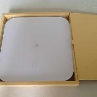 Xiaomi digital weighing scale