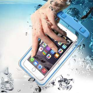 Universal Waterproof Case For iPhone X 8 7 6 s Plus Cover Pouch