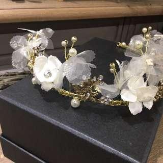 🚚 新娘飾品
