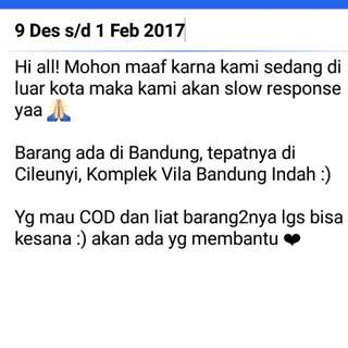 Information for Buyer