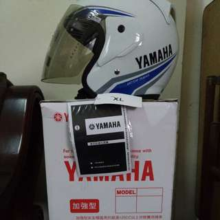 YAMAHA 原廠安全帽(加強型)