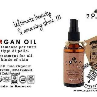NOVA argan oil
