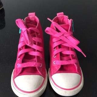 Original Converse Berry Pink for Girl