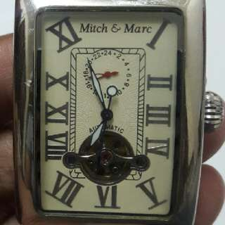 Mitch & Marc Australia automatic Watch (UNISEX )
