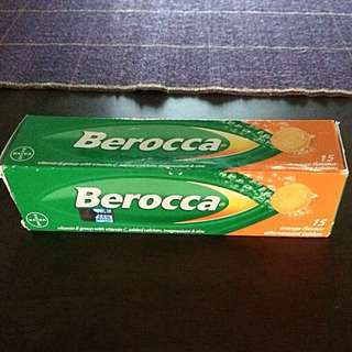 Berocca Vit-C (15's) Tablets