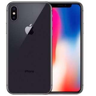 iPhone X 64GB (銀/灰)