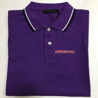 BN Authentic Prada Polo Shirt
