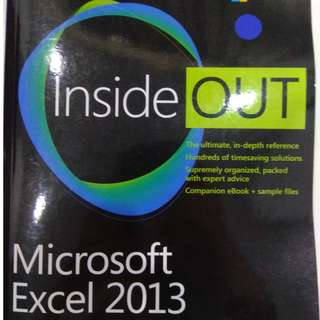 Microsoft Office Excel 2013 for MOS Exam