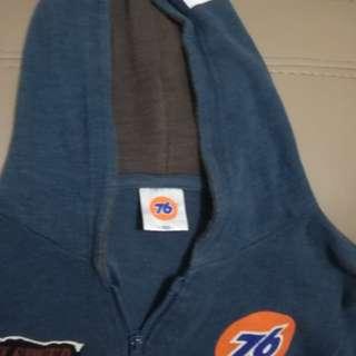 Baju 76 sweatshirt..SiZe 150budak umur 4~6tahon