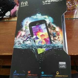 Genuine life proof s5 case