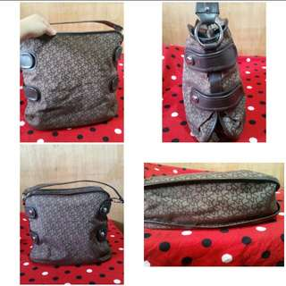 Negotiable: Authentic DKNY hobo bag