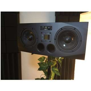 Adam A77X studio monitor speakers (pair)