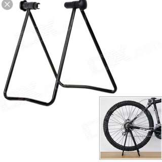 Polygon bicycle display stand (2 units)